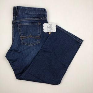 Lucky Brand Sweet Jean Crop Size 10